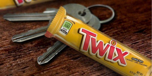 Twix 100-Calorie Bars 24-Count Just $8.87 on Amazon | Only 37¢ Each