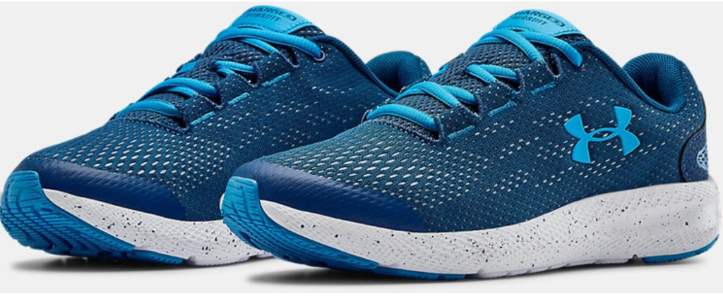 Under Armour Boy's Charged Pursuit 2 Running Shoes