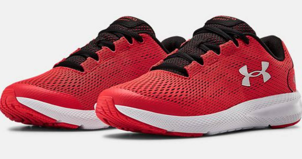 Under Armour Boy's Charged Pursuit 2 Running Shoe