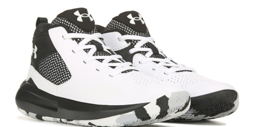 Under Armour Kids Basketball Shoes Only $25 Shipped on Amazon (Regularly $55)