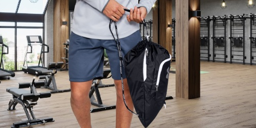 Under Armour Undeniable Sackpack Only $12.50 (Regularly $25)