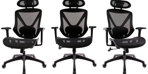 Mesh Office Chair Only $125.49 Shipped on Staples.com (Regularly $250)