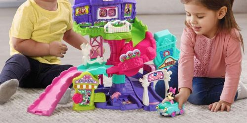 VTech Disney Minnie Mouse Around Town Playset Only $17.49 on Target.com (Regularly $35)