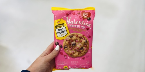 Nestle Toll House Valentine Chocolate Chip Cookie Dough Has Arrived In Stores
