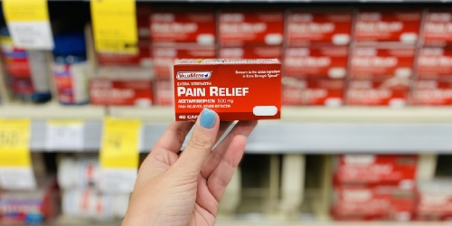 4 Extra Strength Pain Reliever 40-Count Boxes Only $4 at Walgreens (Just $1 Each) | In-Store & Online