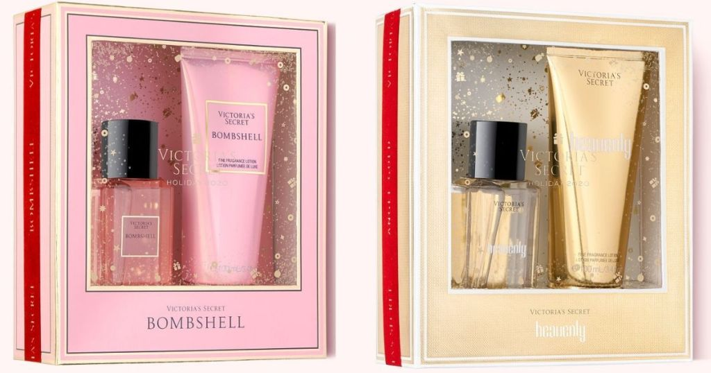 Bombshell and Heavenly Duo Gift Sets
