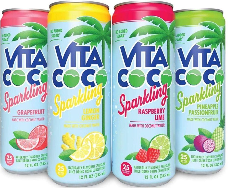 Vita Coco Sparkling Drinks