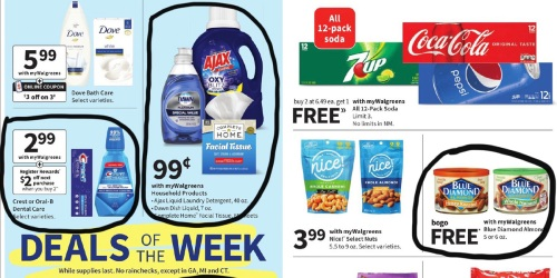 Walgreens Ad Scan for the Week of 1/17/21 – 1/23/21 (We've Circled Our Faves!)