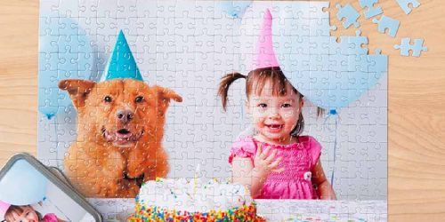 10×14 Photo Puzzle Only $14 (Regularly $35) + Free  Pickup at Walgreens