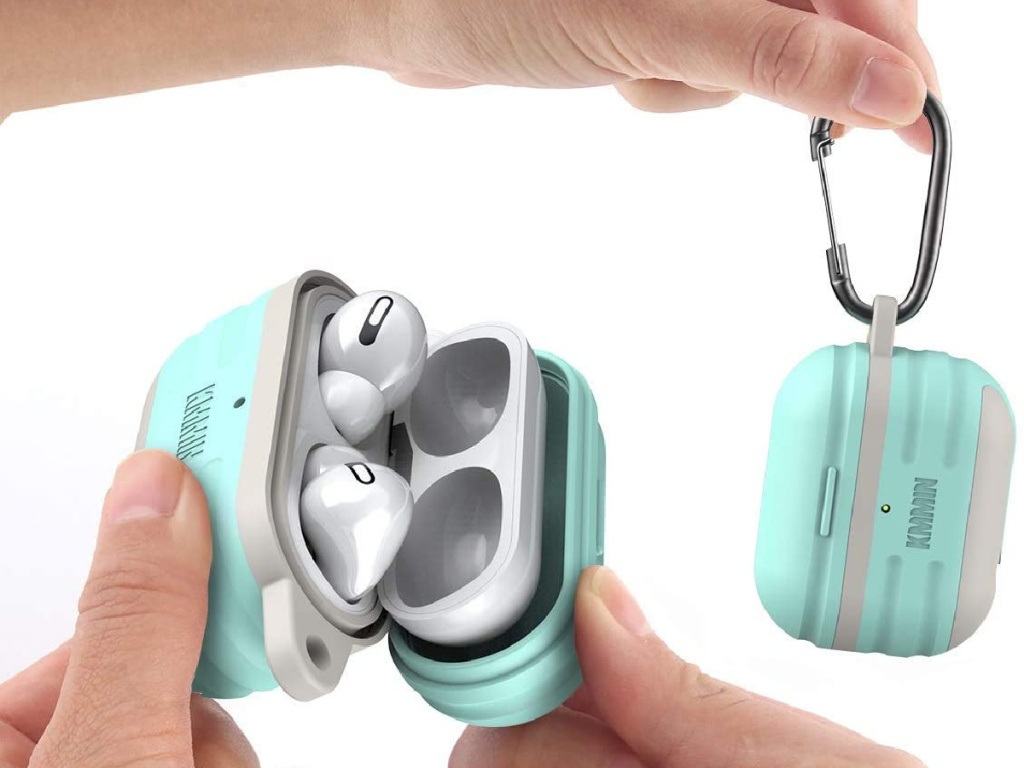 Waterproof AirPods Pro Premium Protective Silicone Case