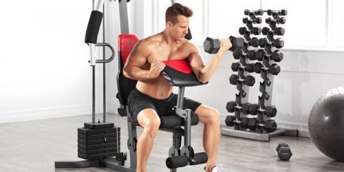 Weider Home Gym SystemOnly $249.98 on SamsClub.com (Regularly $499)