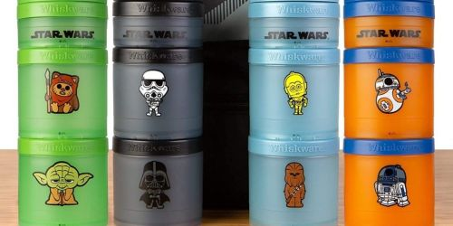 Got Kids? You NEED These Stackable Storage Containers | New Star Wars & Harry Potter Designs