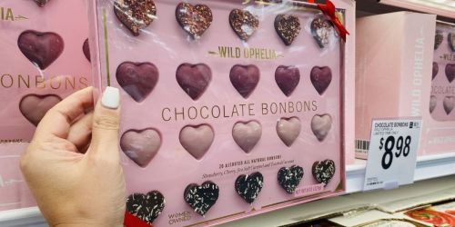 Heart-Shaped Chocolate Bonbons 20-Pack Just $8.98 at Sam's Club