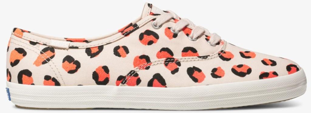 keds women's leopard print shoes