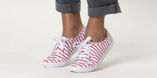 Keds Women's Sneakers Just $24.95 Shipped (Regularly up to $65)