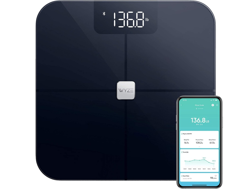 Wyze Digital Scale and Body Fat Monitor