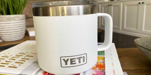 YETI Rambler Mug Only $18.74 Shipped (Regularly $25) + More YETI Deals