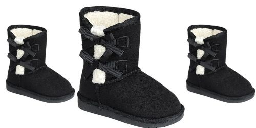 Girls & Toddlers Lined Boots & Slippers from $7.99 on Zulily | Free Shipping on 3 Items
