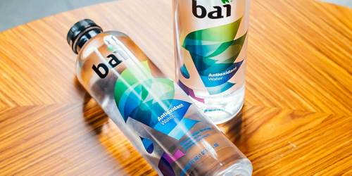 Bai Antioxidant Water 12-Count Pack Just $11.40 Shipped on Amazon | Only 95¢ Per Bottle