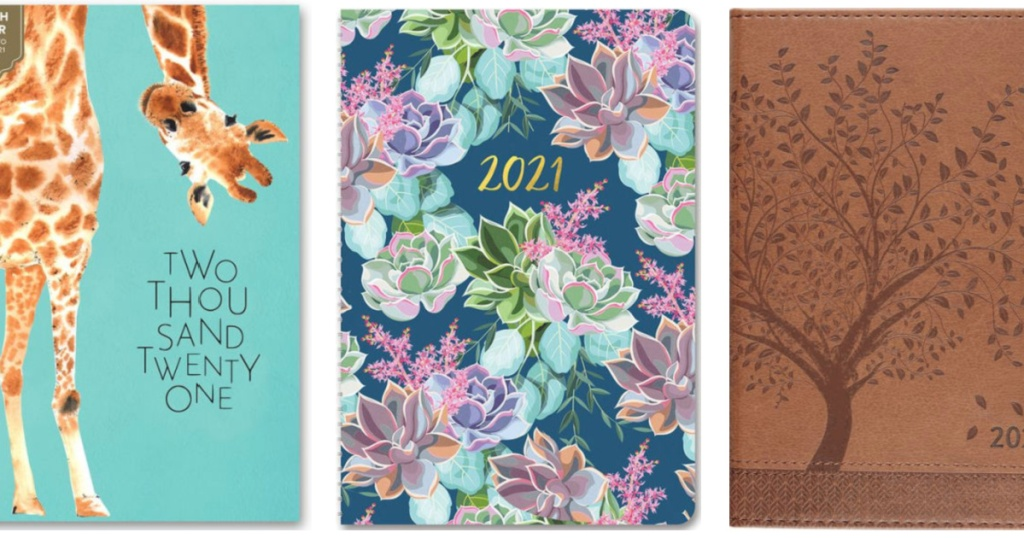 three barnes and noble planners
