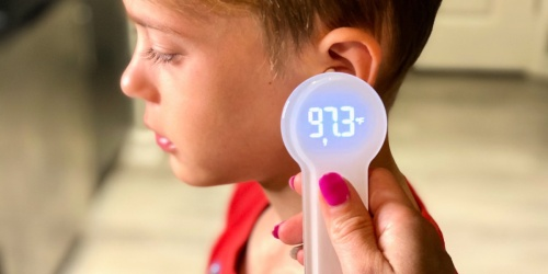 Digital Thermometer Only $9.99 Shipped on Amazon | Instant Readings