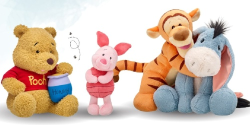 Build-A-Bear Winnie the Pooh & Friends are Back