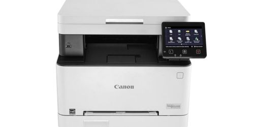 Canon Color Laser Printer Just $199 Shipped on Walmart.com (Regularly $319)