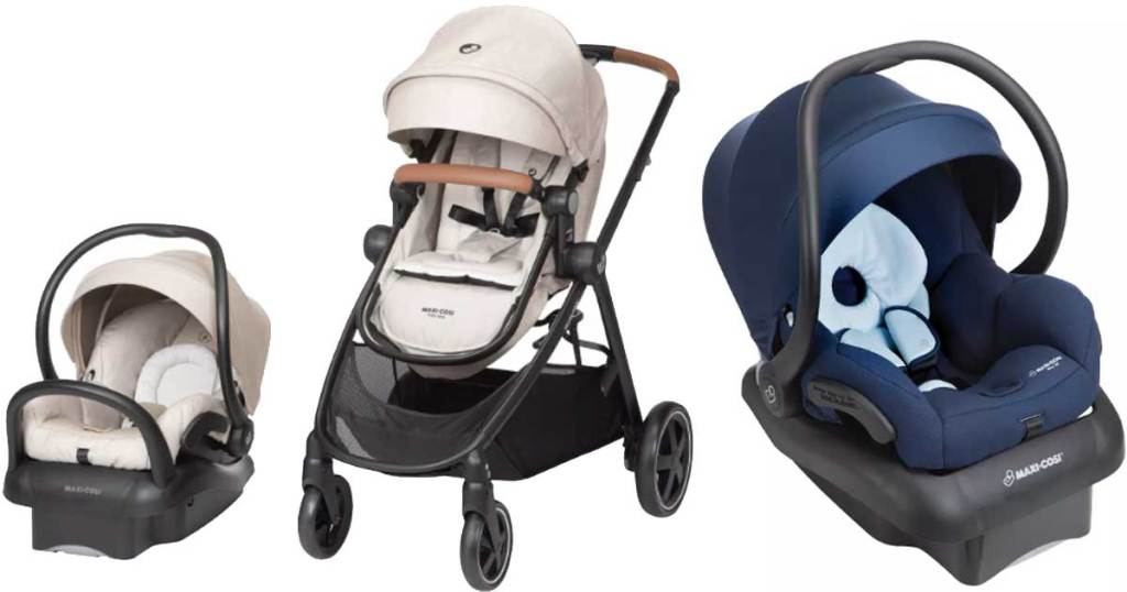 car seat travel system and car seat