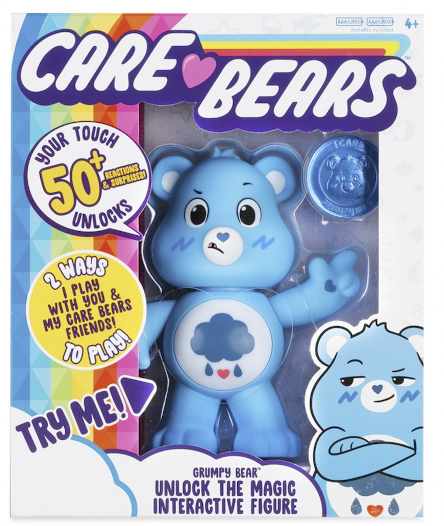 Care Bears interactive toy