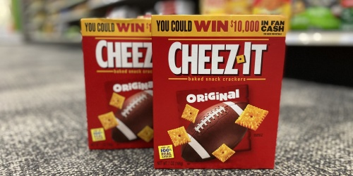 New Cheez-It Coupon = Deals at CVS & Target + 14 Free Days of Xbox Game Pass