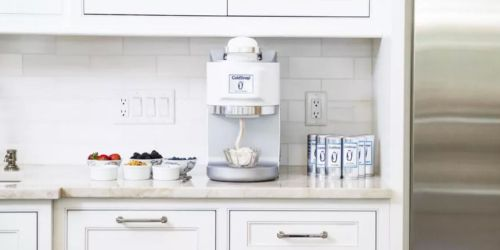 ColdSnap Makes Keurig-Style Ice Cream in Under 2 Minutes!