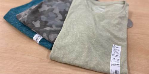 Sonoma Goods for Life Women's Tees from $7 + Free Shipping for Select Kohl's Cardholders
