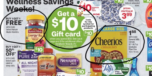 CVS Weekly Ad (1/10/21 – 1/16/21) | We've Circled Our Faves!