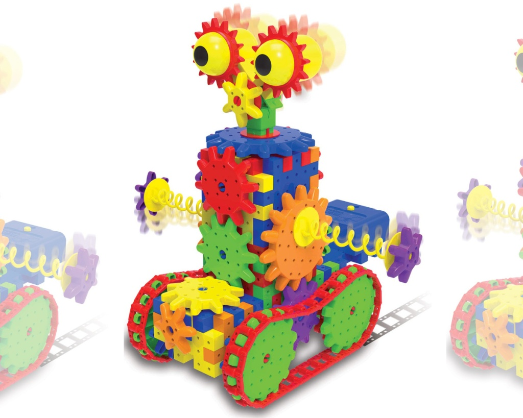 dizzy droid toy the learning journey