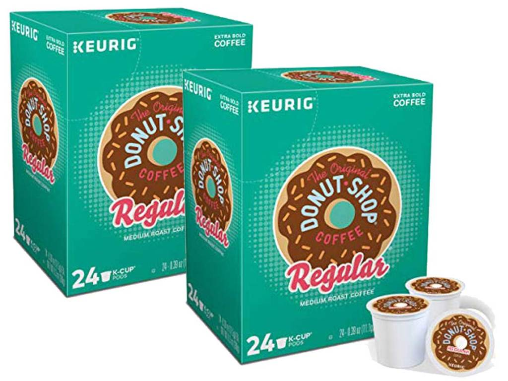 coffee keurig 48 count box