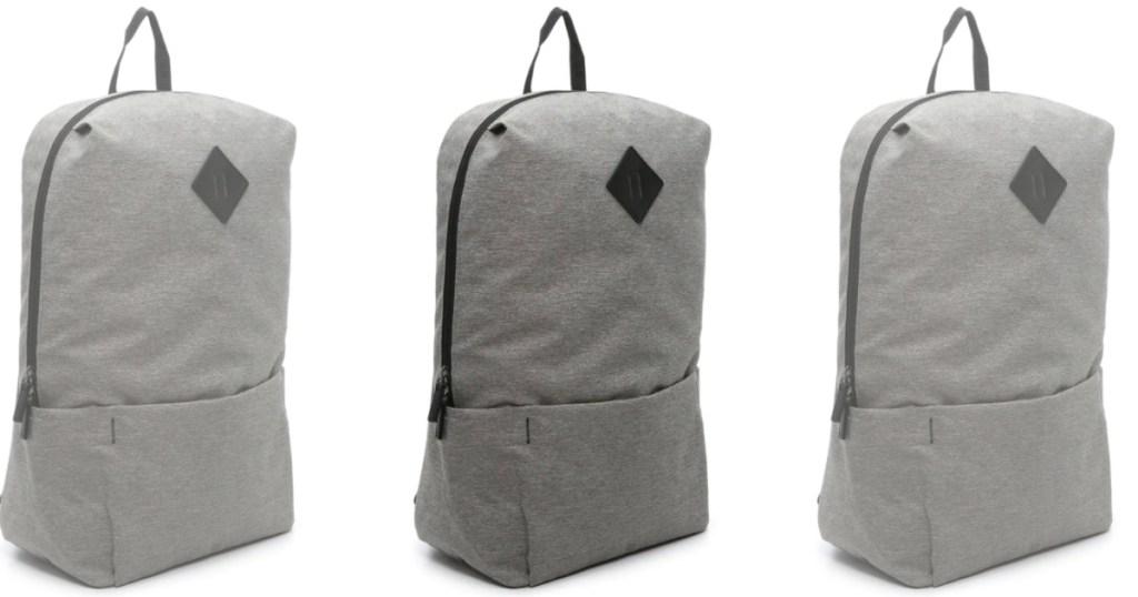 gray dsw backpacks