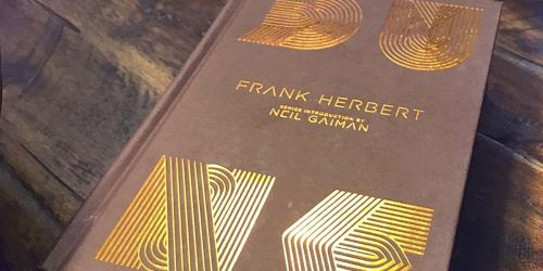 Dune Deluxe Hardcover Book Just $11.93 on Amazon.com (Regularly $30)