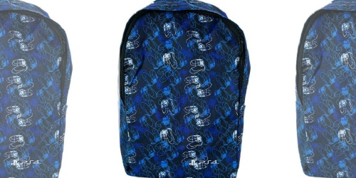 Character Backpacks from $9.97 on GameStop.com (PlayStation, Mario Bros, Star Wars & More)