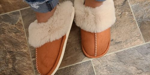Women's Cozy Memory Foam Slippers Only $18.89 Shipped on Amazon | Great Mother's Day Gift Idea!