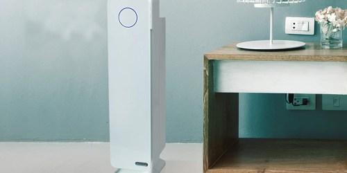 HEPA Air Purifier w/ UV Light Sanitizer Only $114.99 Shipped on Amazon (Regularly $250)