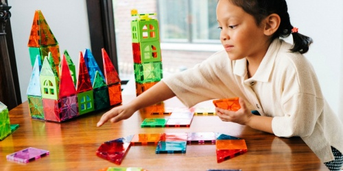 Magna-Tiles Building Sets from $22.99 on Zulily.com
