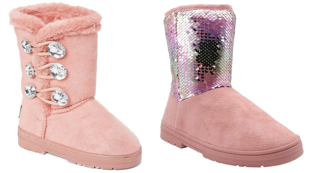 girls bebe boots