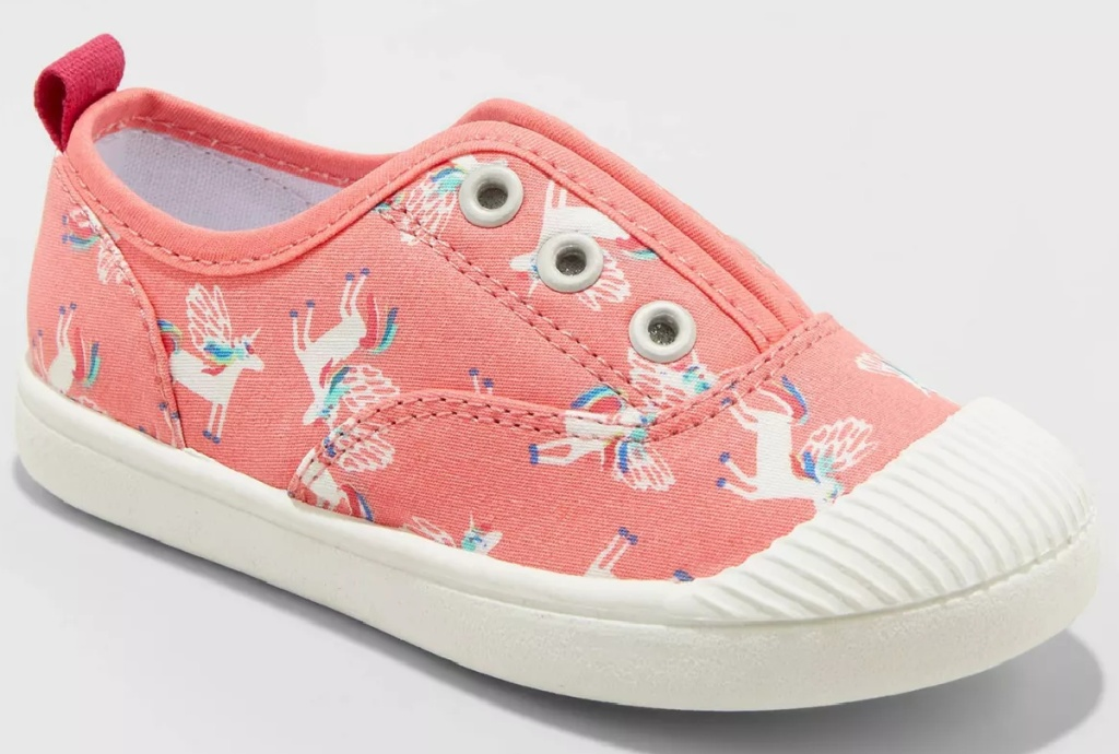 girls unicorn shoes from Target