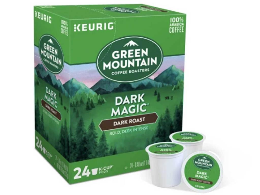 green mountain coffee box