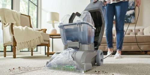 Hoover Carpet Cleaner Bundle Only $125 Shipped on HomeDepot.com (Regularly $180)