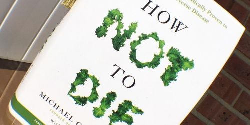 How Not to Die Kindle eBook Only $2.99 on Amazon