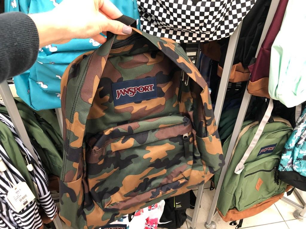 Jansport Surplus CA Backpack