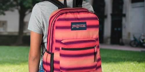 JanSport Backpack w/ Laptop Sleeve Just $27 on Amazon