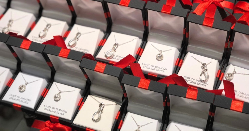 jewelry in gift boxes at jcpenney
