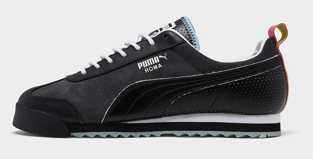 kids puma roma shoe
